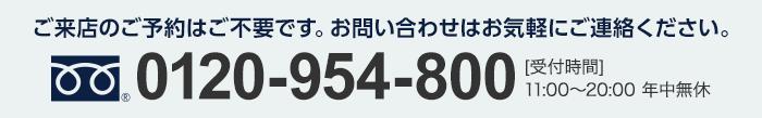 0120-954-800