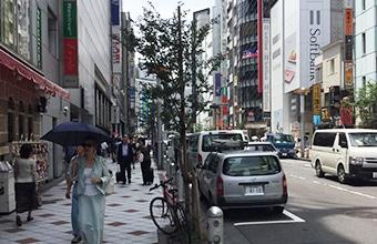 渋谷ハチ公前広場スクランブル交差点