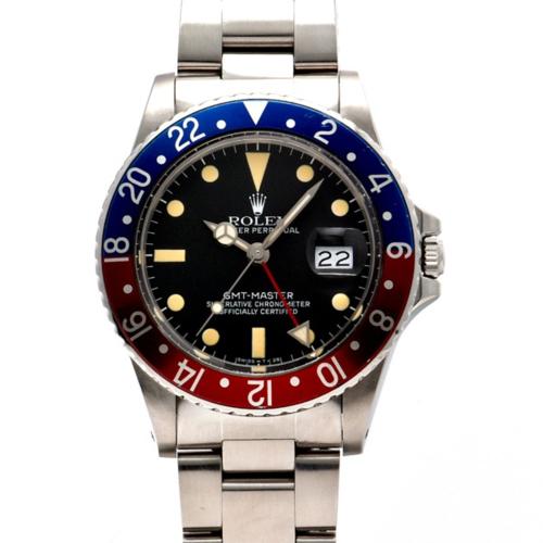 「ロレックス GMTマスター 16750」のイメージ画像