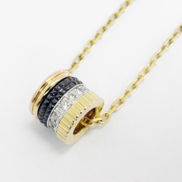 キャトルネックレス ダイヤモンド ブシュロン キャトルネック…の画像