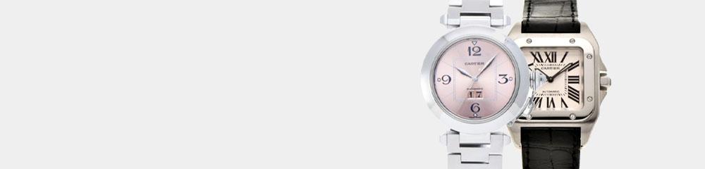 カルティエ-時計のMV画像
