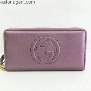 pretty nice 9d8f6 955d9 心斎橋店でグッチの長財布を買取させて頂きました!180274 買取 ...