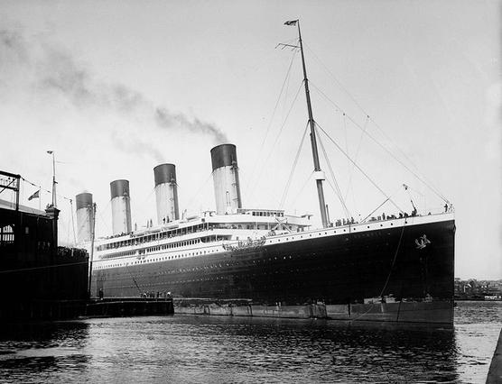 「1912年 タイタニック号の悲劇とルイヴィトン」のイメージ画像
