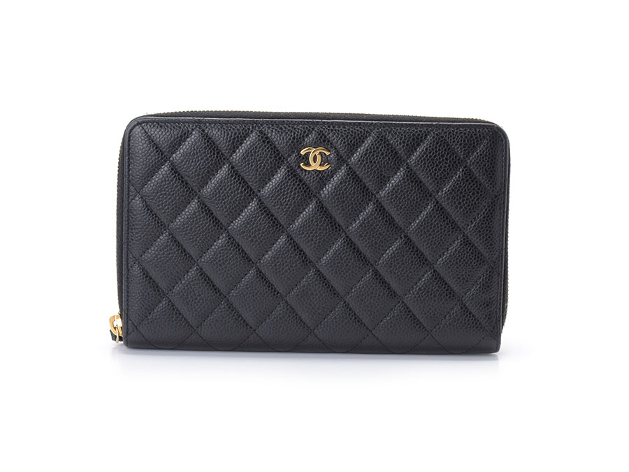 new style bf21d e8a1a CHANEL(シャネル)を代表する素材、キャビアスキン|買取エージェント
