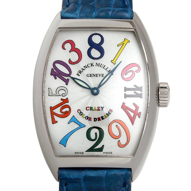 「FranckMuller(フランクミュラー)らしいおもしろい時計」のイメージ画像