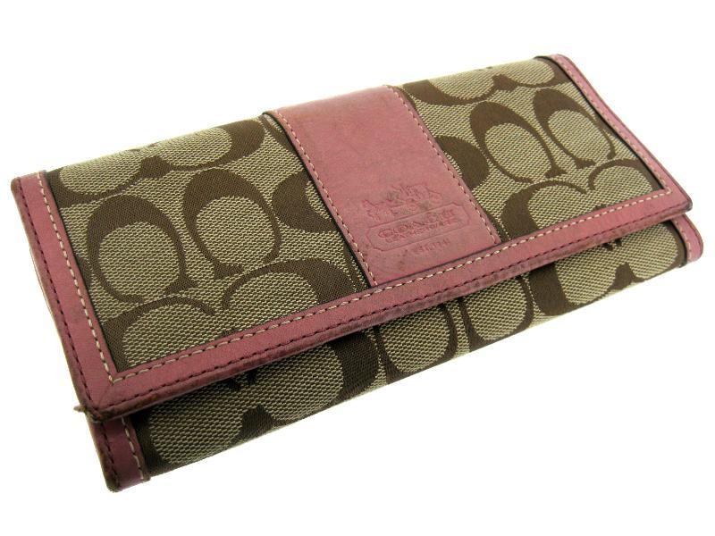 「シグネチャー財布」のイメージ画像