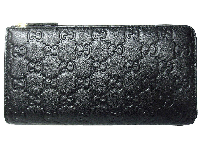 「グッチシマ ファスナー長財布」のイメージ画像