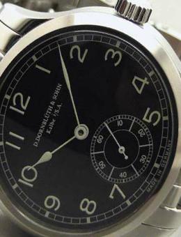 ドイツ時計の魅力
