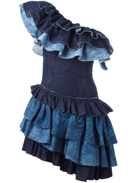 「デニムドレス」のイメージ画像