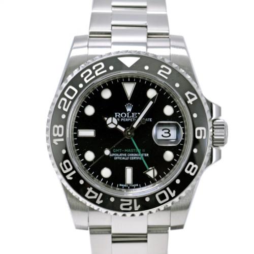 「GMTマスターII Ref116710LN」のイメージ画像