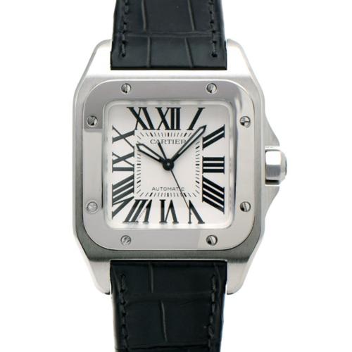 「1906年 世界初の腕時計「サントス」」のイメージ画像