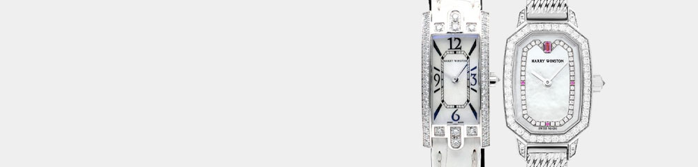 ハリーウィンストン 時計買取のMV画像