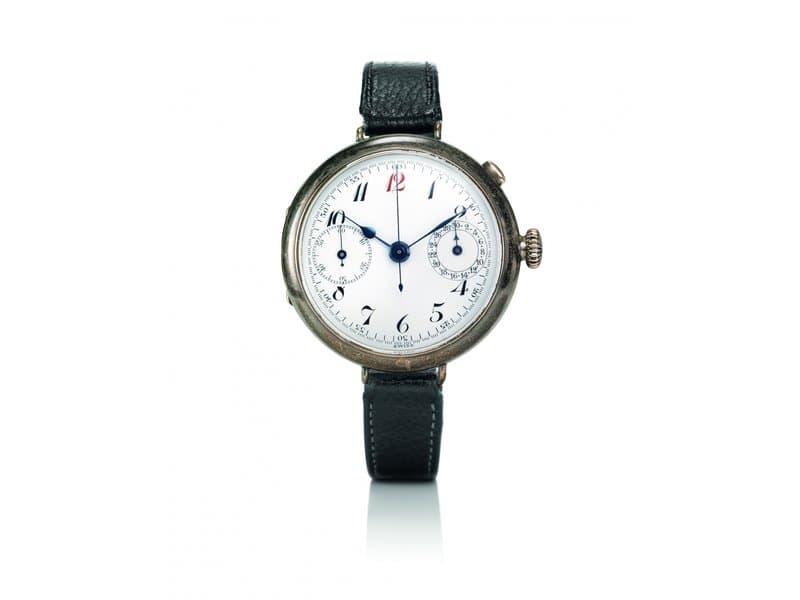 「「1915年 クロノグラフ腕時計を世界で初めて発表」」のイメージ画像
