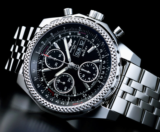 wholesale dealer 25b03 8794d ブライトリング×ベントレーで生まれた名品時計|買取エージェント