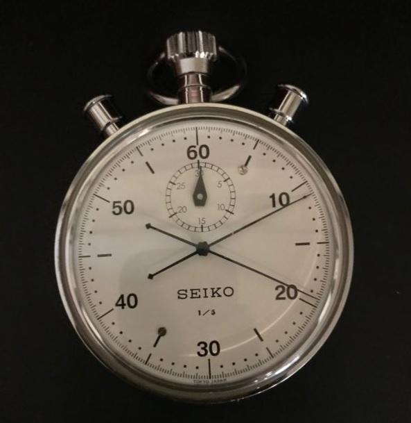 「1964年:オリンピックの公式計時に」のイメージ画像