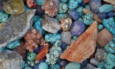 青色 宝石
