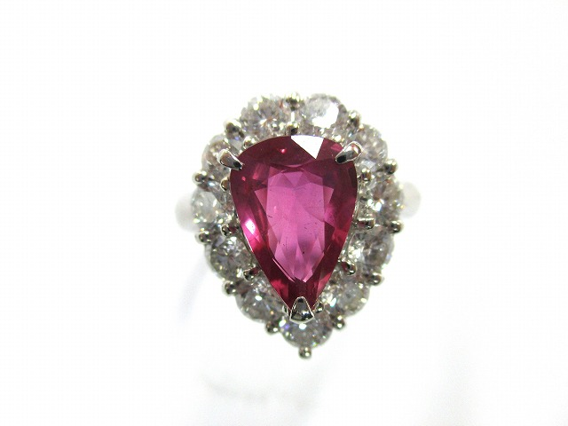 【主石】サファイヤ 【脇石】ダイヤモンド 【形状】指輪…の画像