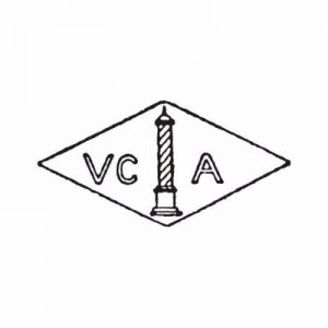 ヴァンクリのロゴ