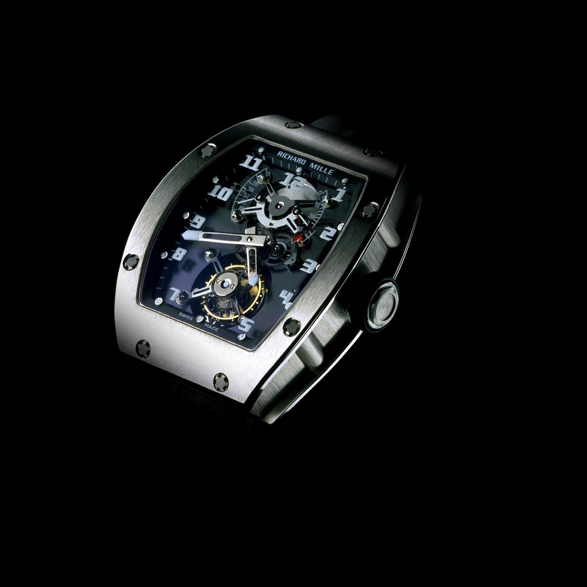 「RM001トゥールビヨン」のイメージ画像