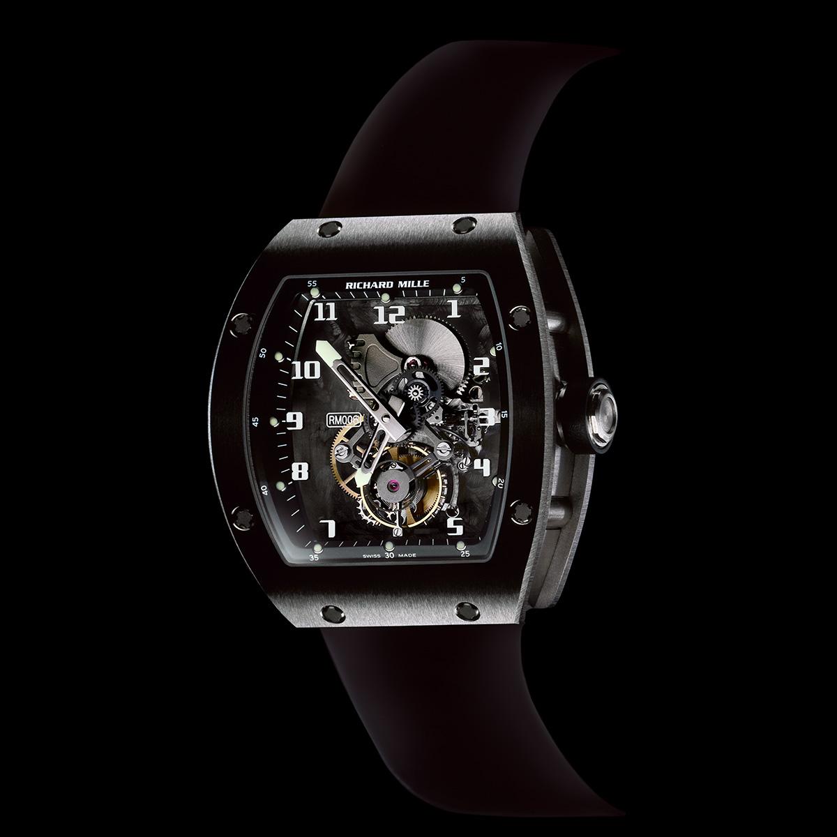 「軽量時計!RM 006トゥールビヨン・フェリペ・マッサ 」のイメージ画像