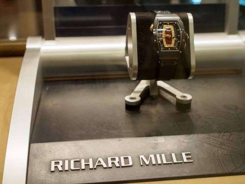 「リシャールミルの時計の特徴」のイメージ画像