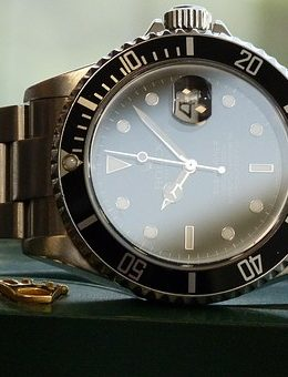 防水時計の歴史を築いた『サブマリーナ』
