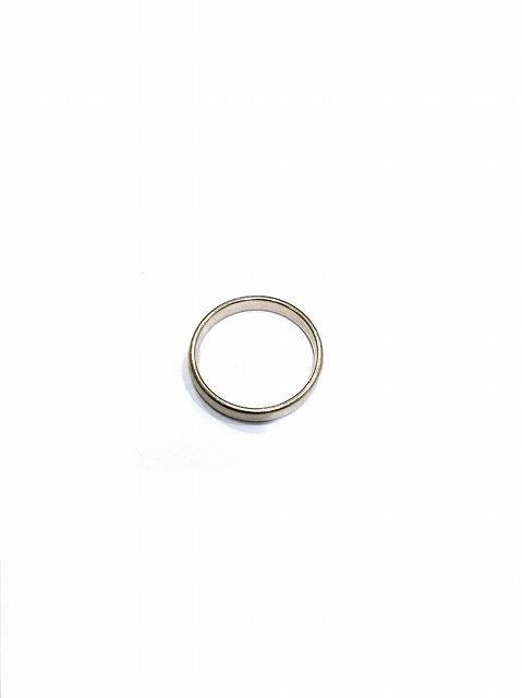 【素材】プラチナ 【形状】指輪の画像