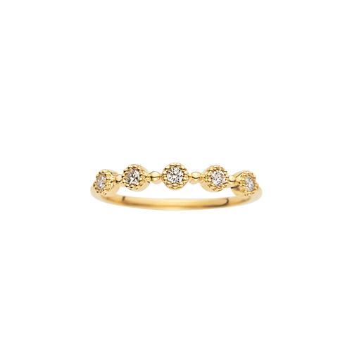 「ダイヤモンド ピンキーリング」のイメージ画像