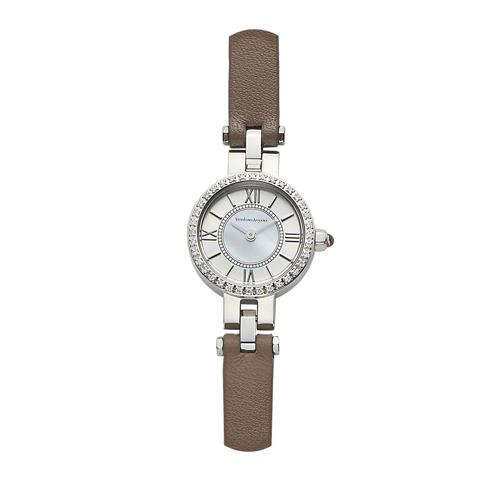 「革ベルトの時計」のイメージ画像