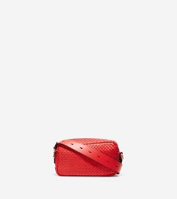 「ゾエ ウーブン カメラ バッグ」のイメージ画像