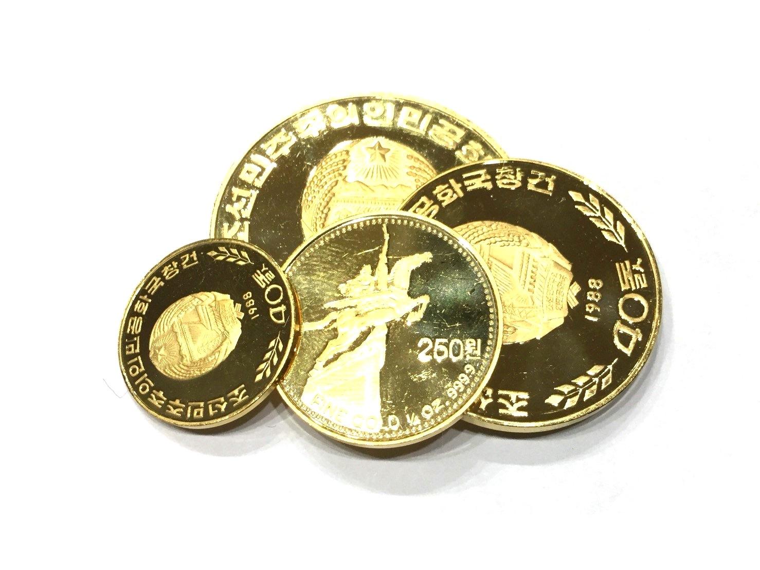 【素材】K24 【形状】コインの画像