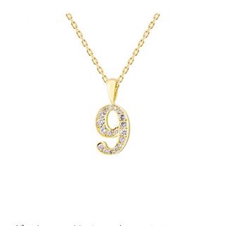 「ダイヤモンドナンバーネックレス」のイメージ画像