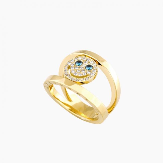 「ダイヤモンドスマイリーリング」のイメージ画像