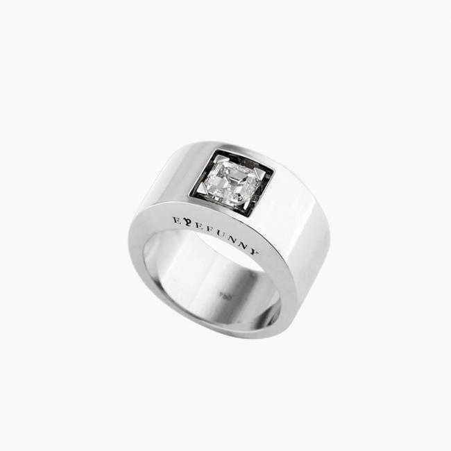 「ダイヤモンド フラットリング」のイメージ画像