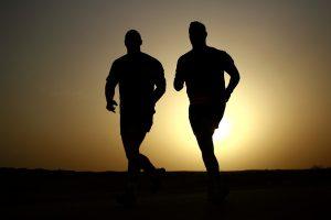 ジョギング 画像