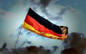 ドイツ国旗 画像
