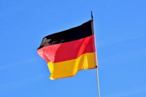 ドイツの国旗画像