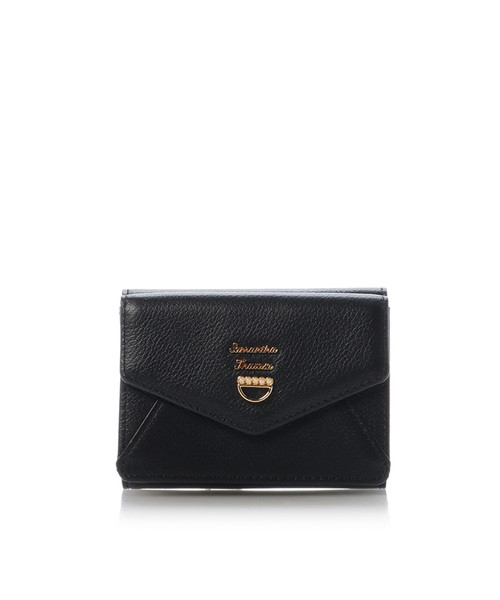 「Dモチーフ小物 折財布」のイメージ画像
