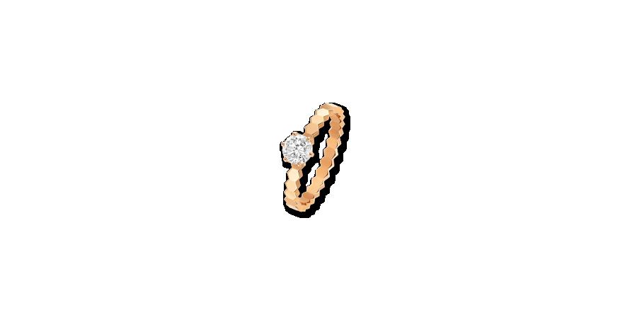 「■「ビー マイ ラブ」ハニカムダイヤモンド リング/¥631,800」のイメージ画像