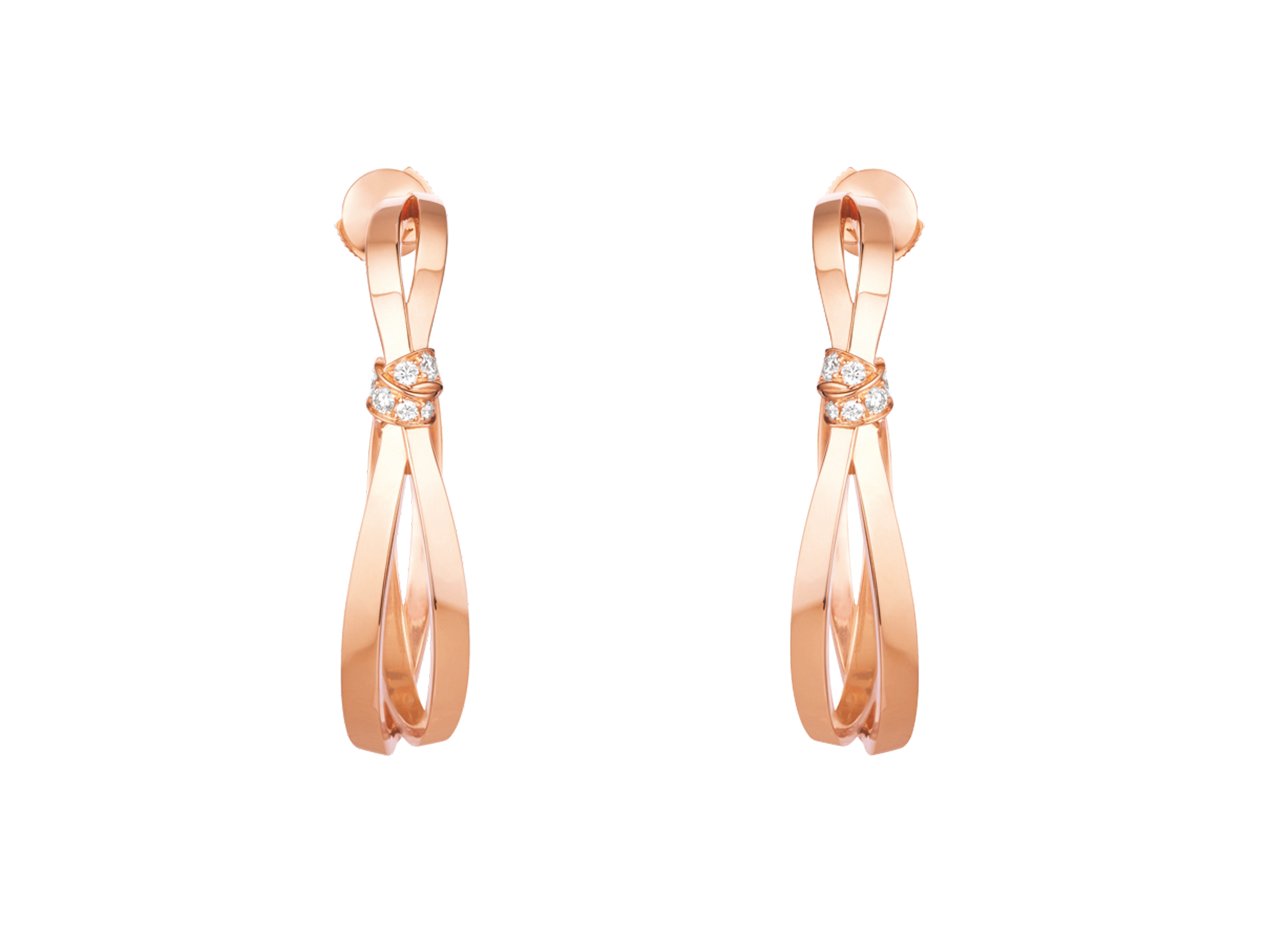 「■「リアン・セデュクシオンン」イヤリング/¥723,600(日本国内ショーメブティック価格)」のイメージ画像