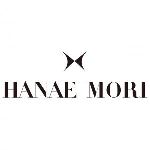 ハナエモリのロゴ