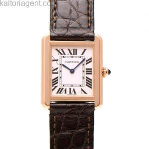 huge selection of 1e814 e1b5e カルティエの型番W5200024・ピンクゴールドの時計を買取しました ...