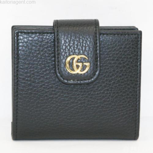 【商品名】二つ折り財布  【ライン】GGプチマーモント…の画像