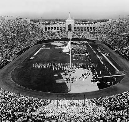 「「1932年:オリンピックの公式計時に」」のイメージ画像
