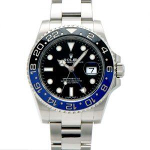 GMTマスターII 116710BLNR ランダム ¥1,650,000