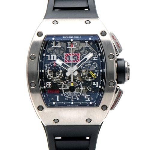 銀座店リシャールミル時計