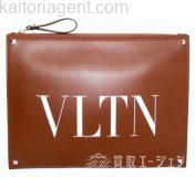 ヴァレンティノガラヴァーニ クラッチバッグ ¥60,000
