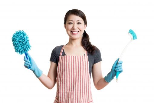 「掃除・メンテナンスでキレイにする」のイメージ画像