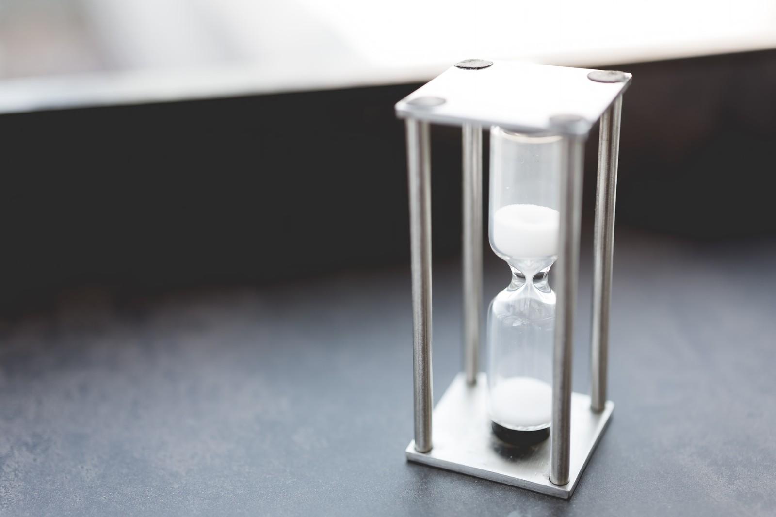 「時間の正確さ」のイメージ画像