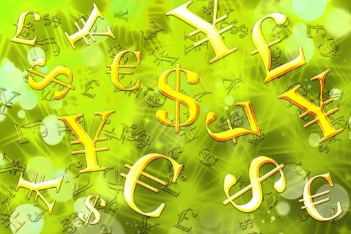 「金相場変動の理由4.デフレやインフレ」のイメージ画像